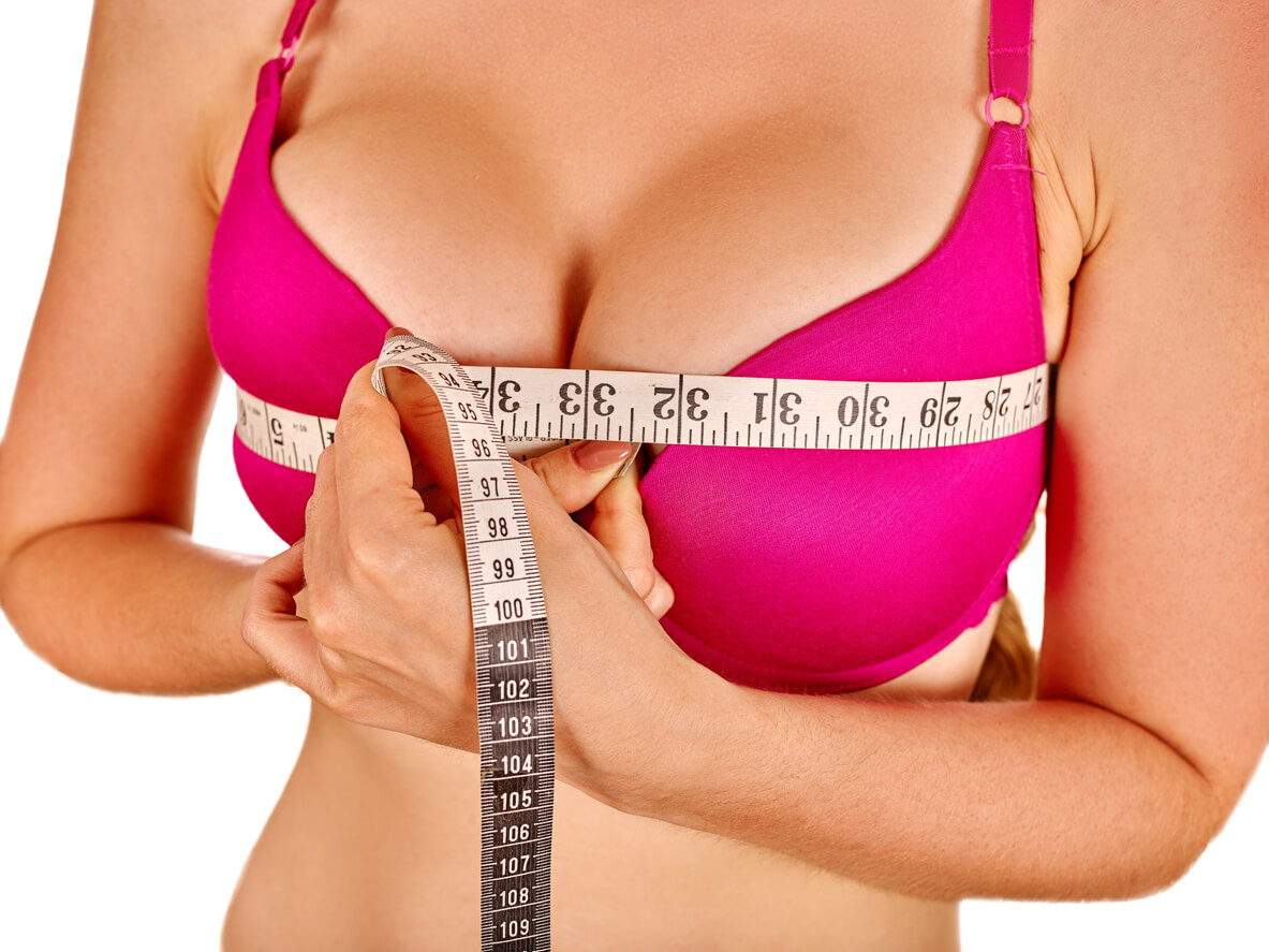 How Much Do Boobs Weigh Based on their Size?